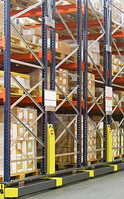 high density racking