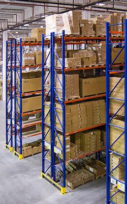 Storehouse rack